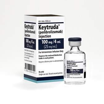 Merck's Keytruda combo therapy approved in Europe to treat metastatic NSCLC