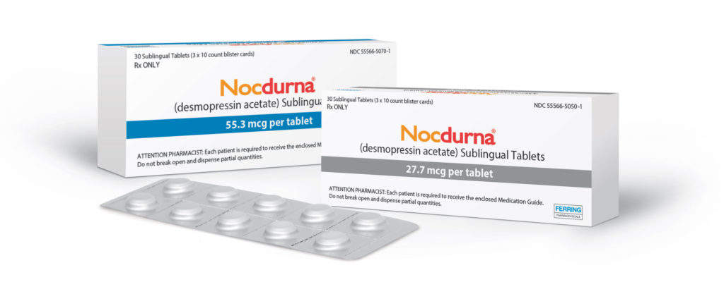 Ferring launches Nocdurna in US to treat nocturia due to NP