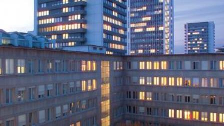 Image: Novartis headquarters in Basel, Switzerland. Photo: courtesy of Novartis AG.