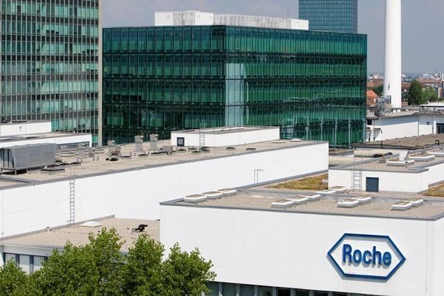 Image: Site Roche Basel. Photo: courtesy of F. Hoffmann-La Roche Ltd.