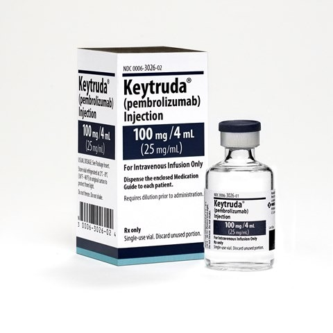 Merck's KEYTRUDA approved as monotherapy in China for first-line treatment of certain patients with advanced NSCLC