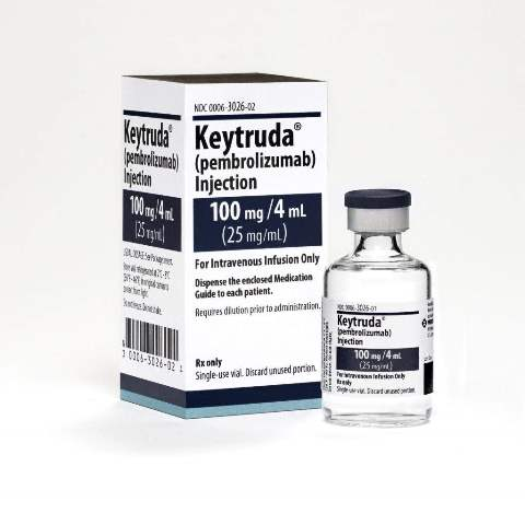 Merck's Keytruda plus chemotherapy meets primary endpoint in mTNBC trial