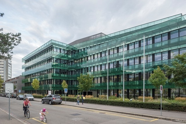 Roche office