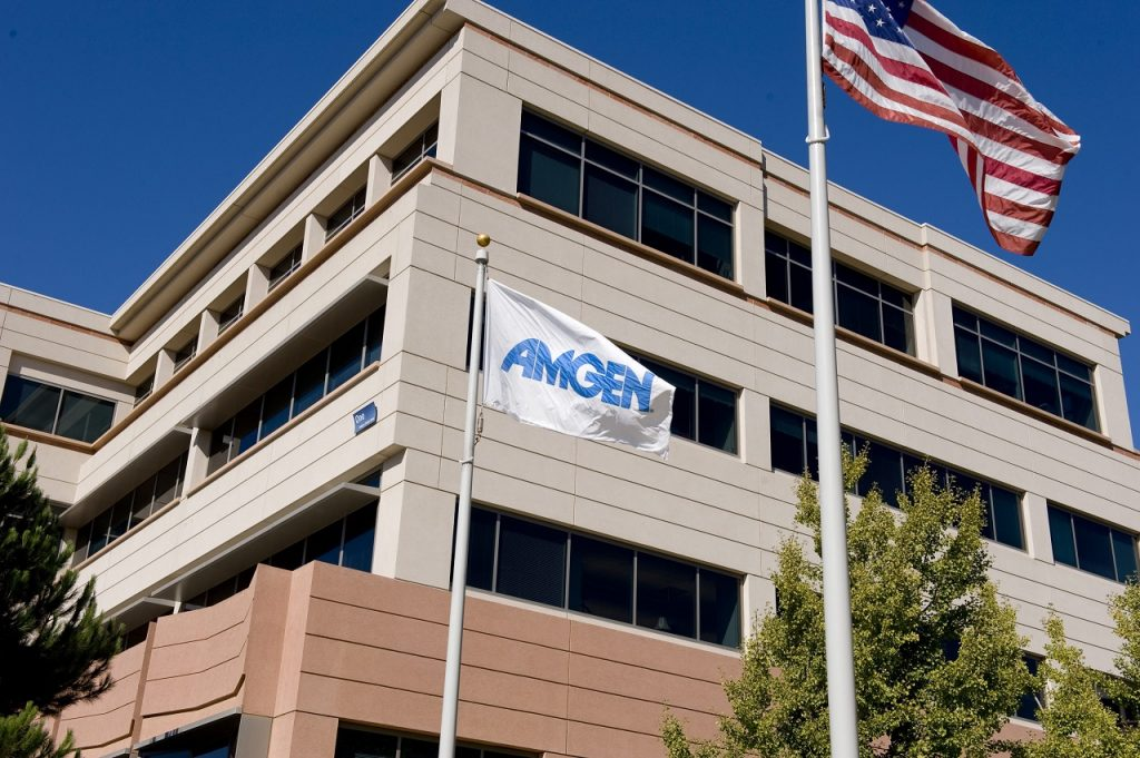 Amgen to construct new drug substance manufacturing plant in North Carolina